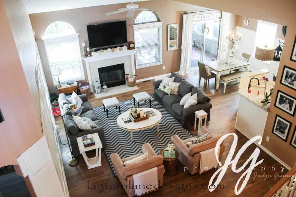 family room decor