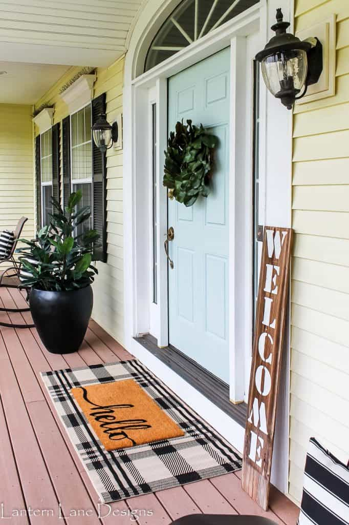 Ideas To Decorate Your Front Porch|Front Porch Makeover #frontporch #outdoor #diyhomedecor #homedecor