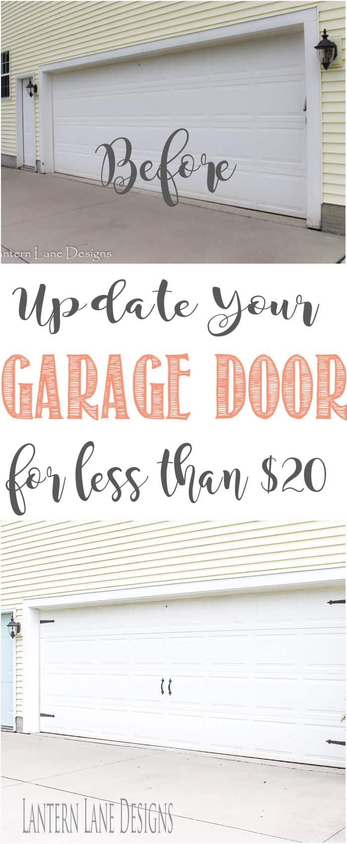 How to Update Your Garage Door