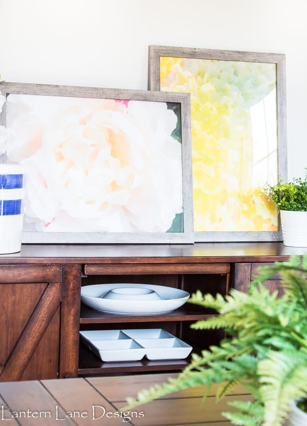 How to watercolor any picture and turn it into art for your home