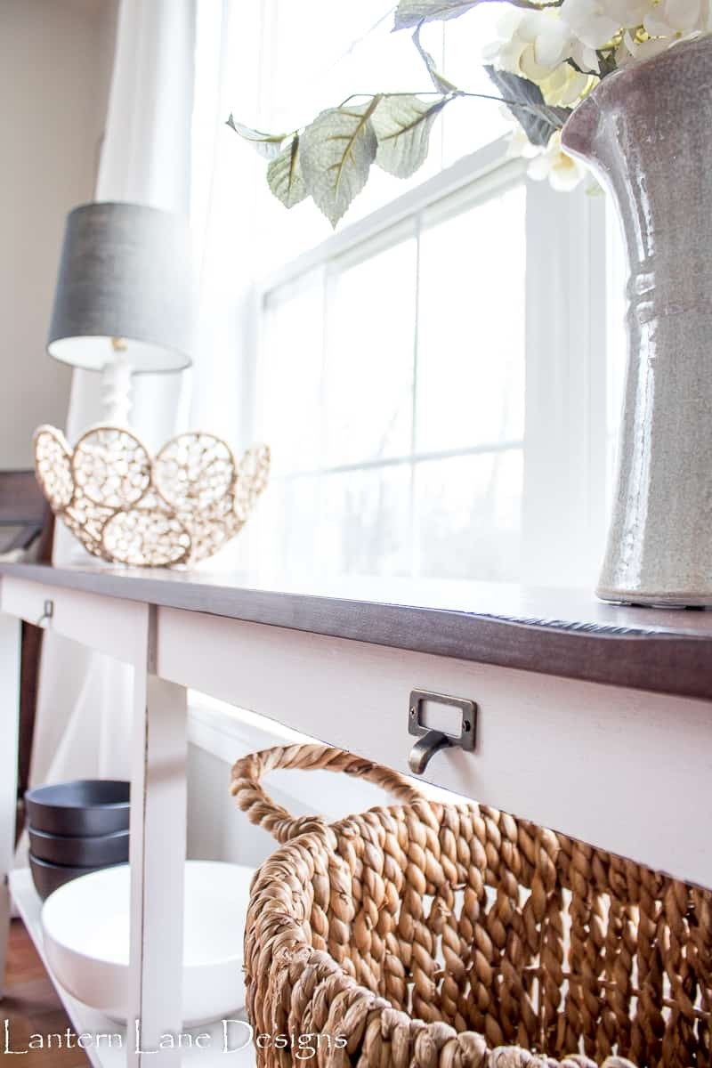 How To Makeover Furniture With Chalk Paint