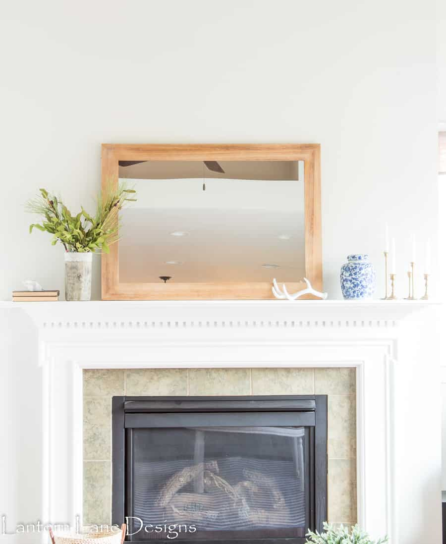 How To Decorate Your Mantel