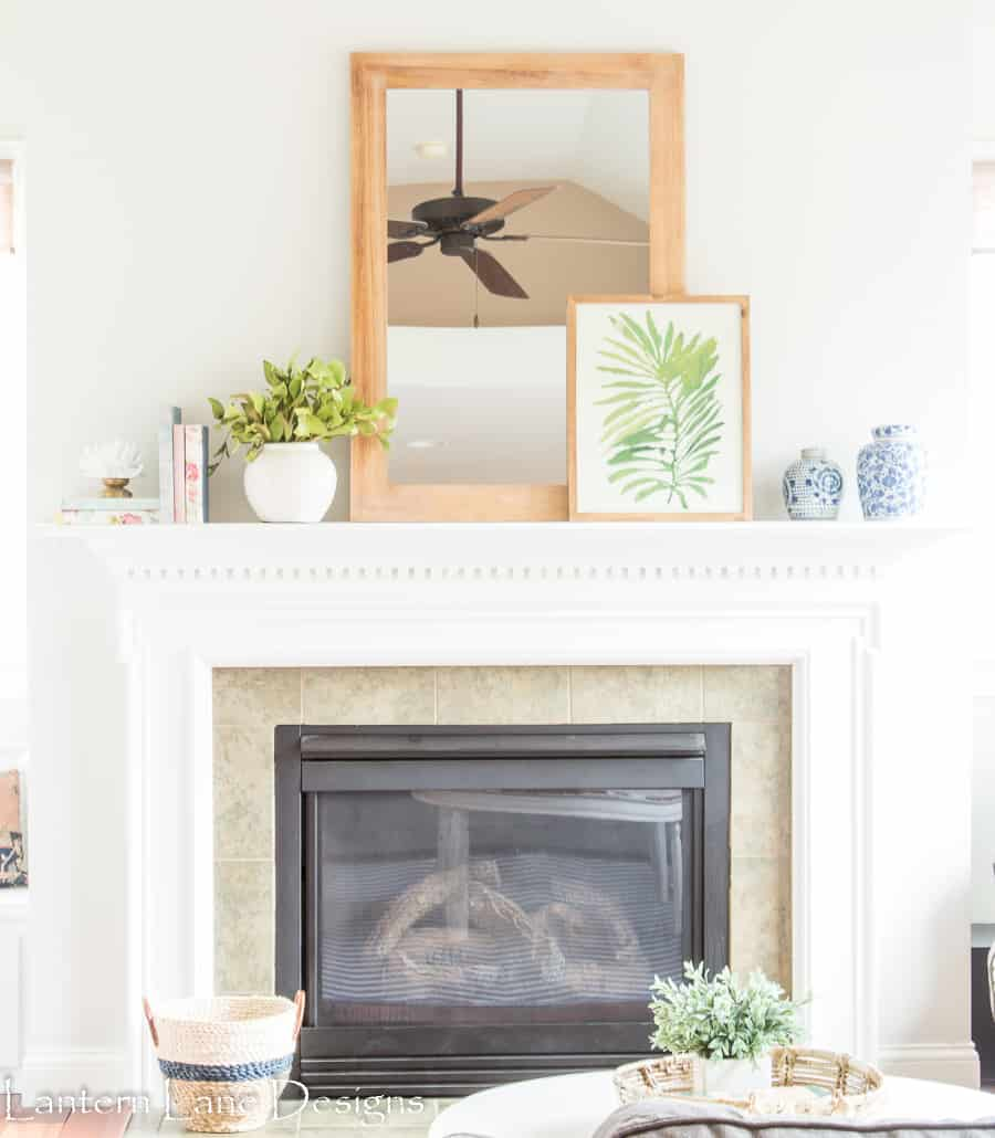 Mantel Decorating Ideas