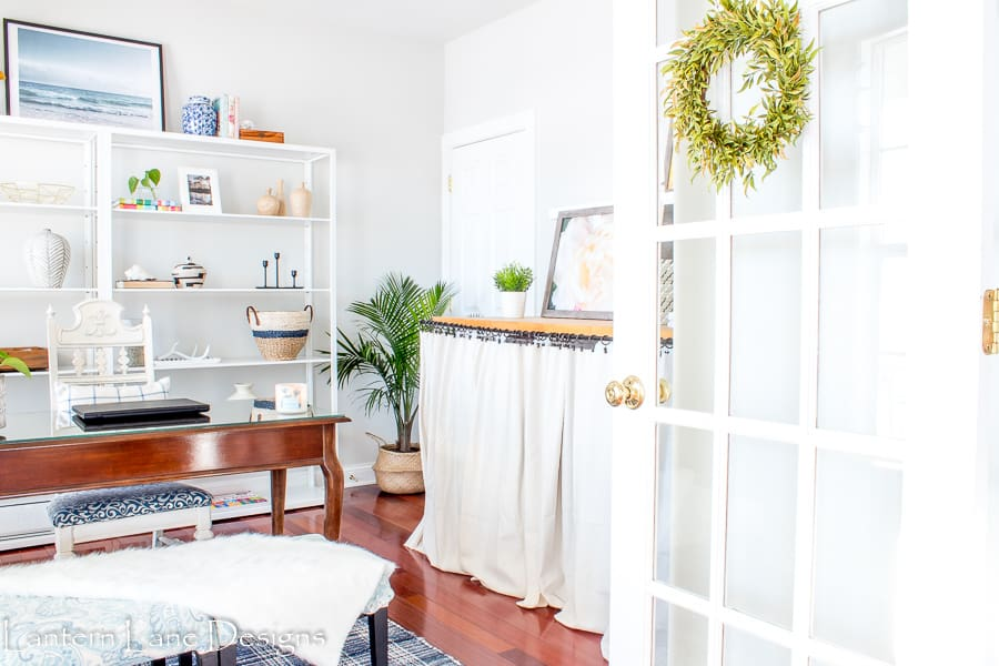 Office and Laundry Room Makeover