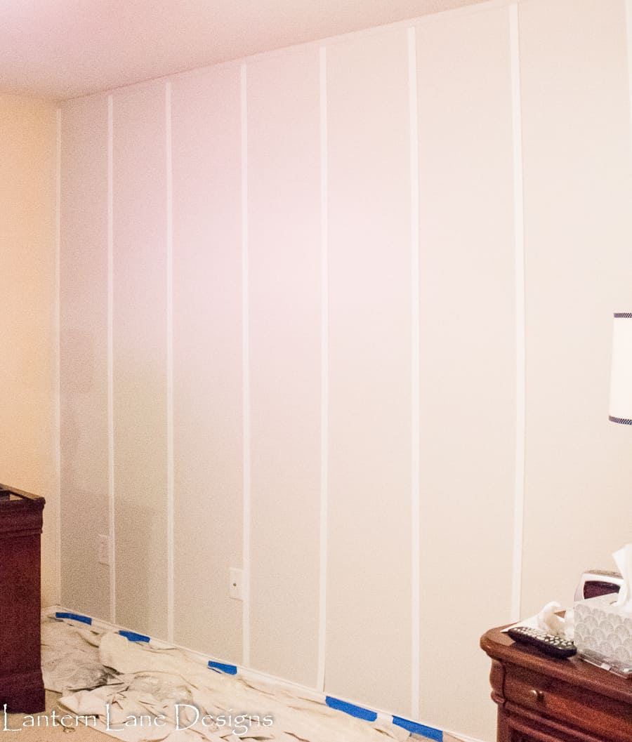 How to add board and batten to your walls