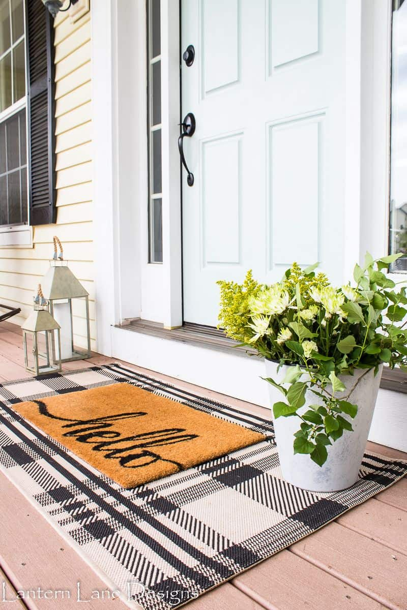 Front Porch Decor Affordable Ways To Decorate Your Front Porch