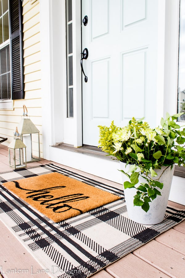 Front Porch Decor Ideas|Affordable Ways To Decorate Your Front Porch #homedecor