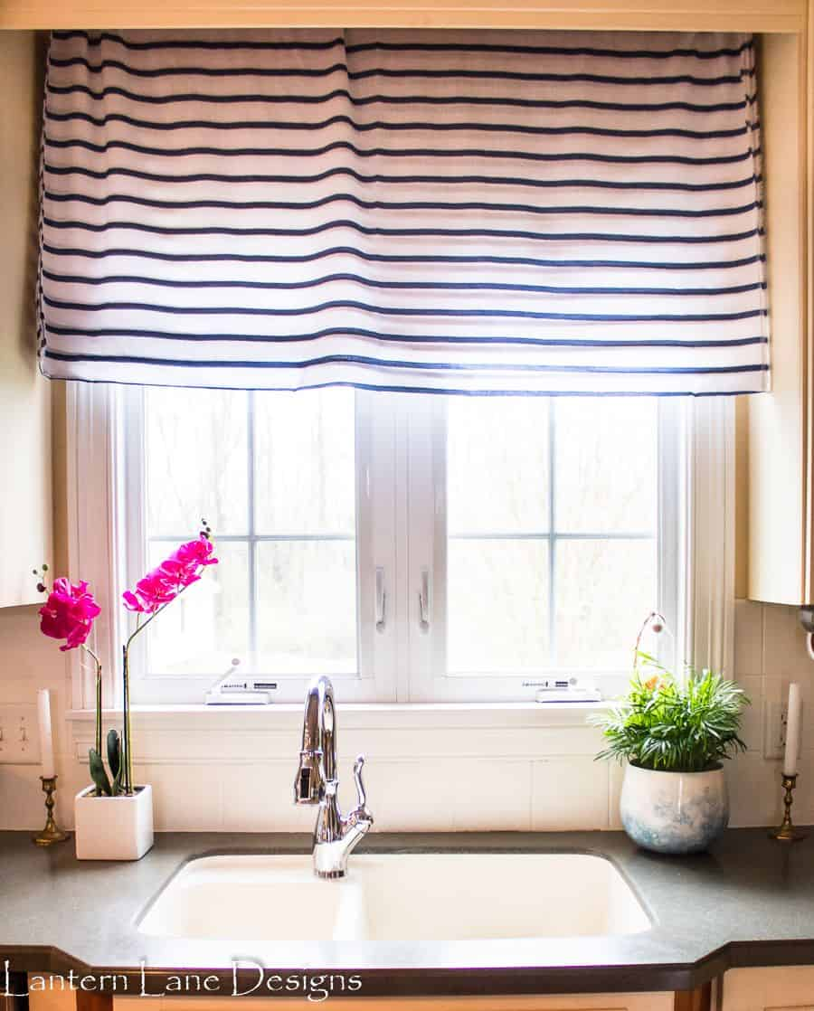 How To Make A No Sew Window Valance