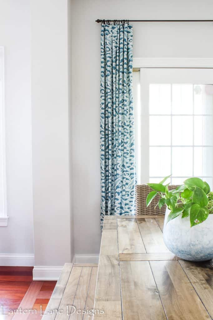 How To Train Your Curtains To Hang Correctly
