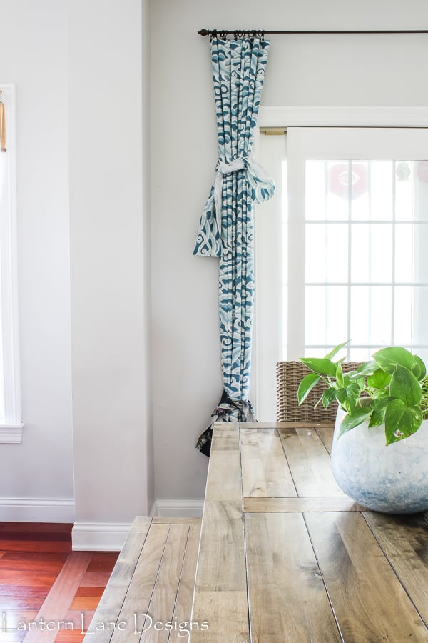 Training Your Drapes To Hang Correctly
