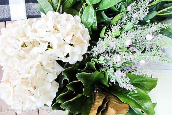 Decorating With Faux Flowers Outside