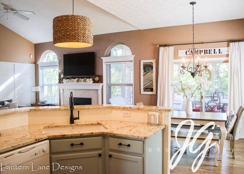 How to remodel your builder grade kitchen on a budget