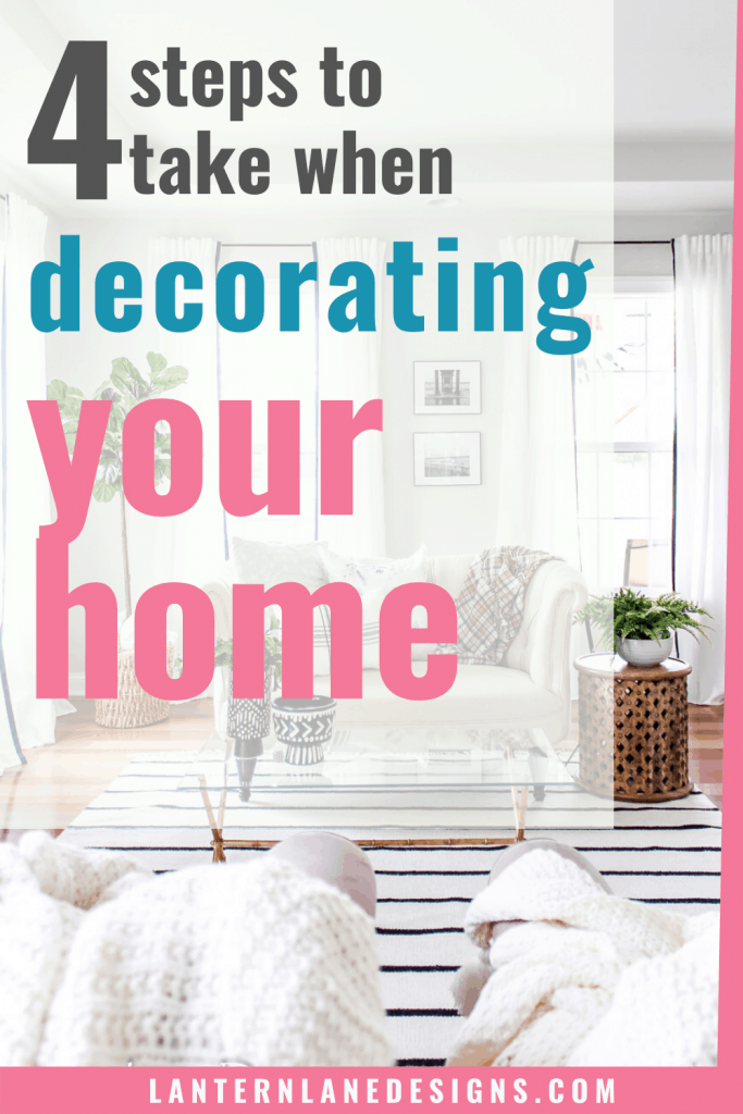 Decorating ideas for your home