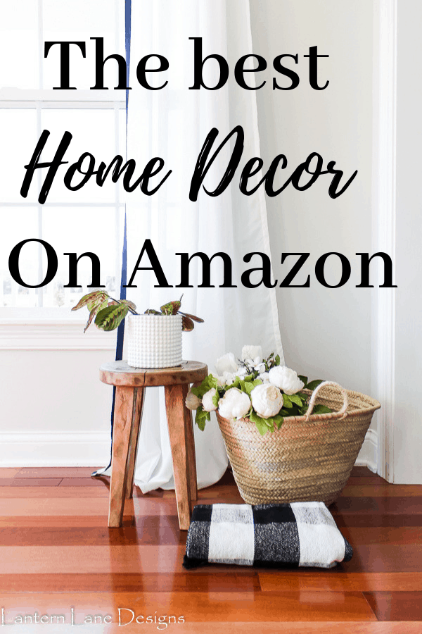 The best home decor on Amazon