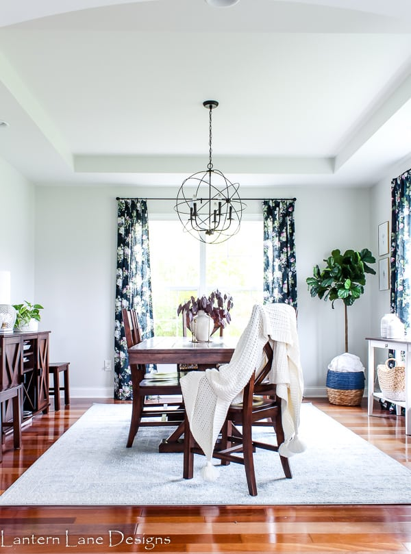 Affordable dining room decorating ideas