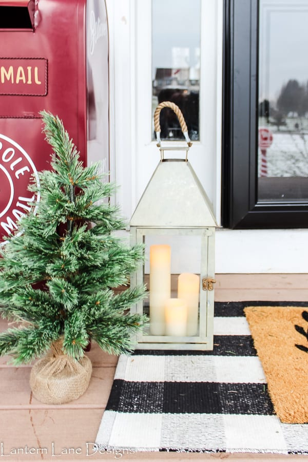 Christmas decorating ideas for your front porch