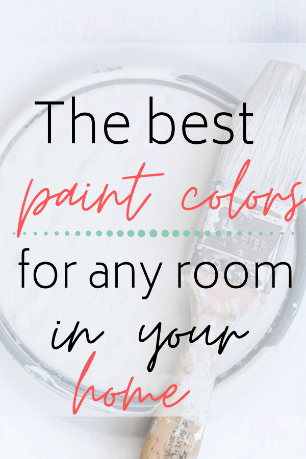 best paint colors