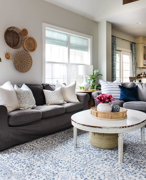 How to decorate your family room