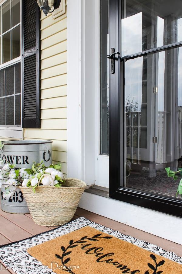 Spring Home Decor Ideas For Your Front Porch