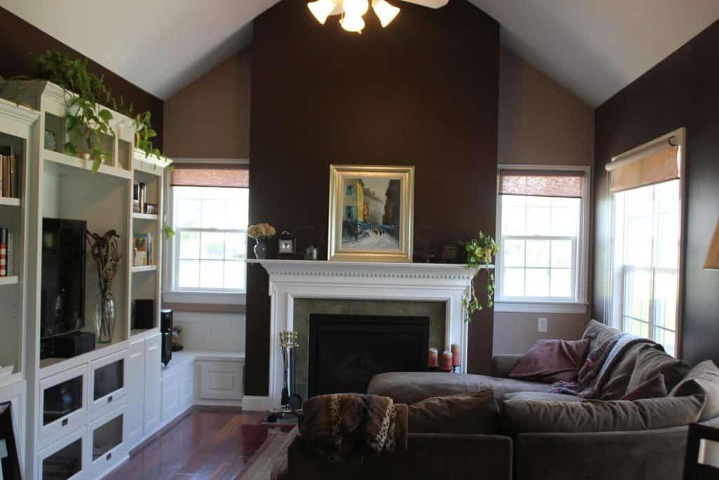 Modern Farmhouse Living Room Decor Ideas That Is Also Kid Friendly