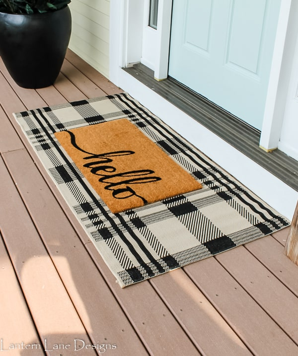 Popular outdoor rugs