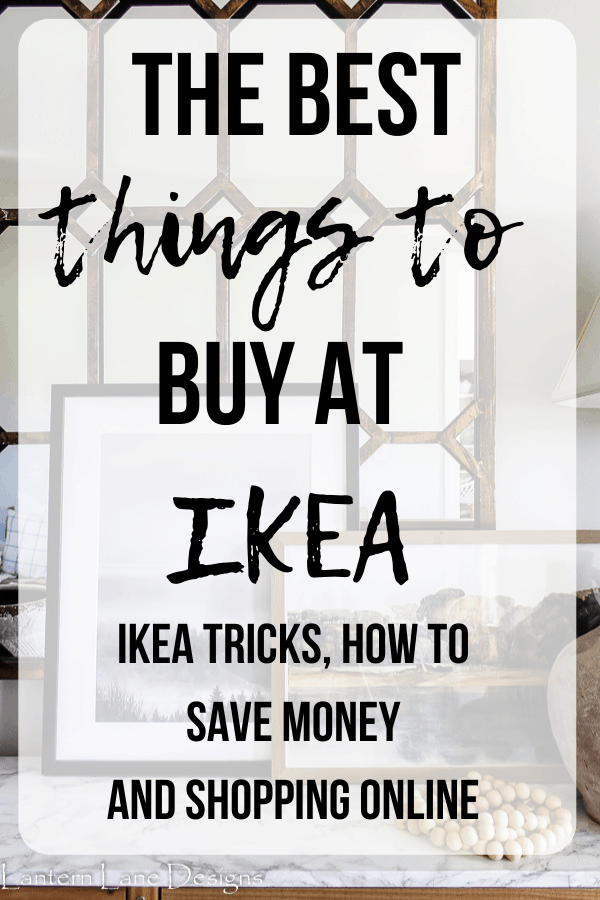 The best things to buy at IKEA