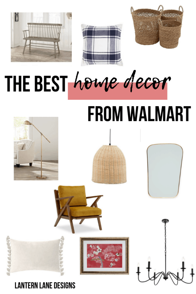 The best home decor from walmart