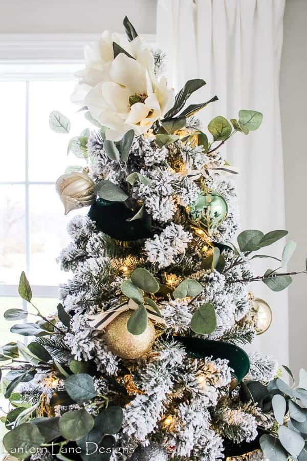 Christmas tree topper idea