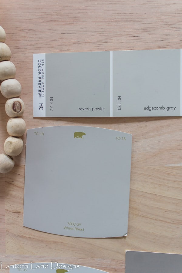 Greige Paint Color