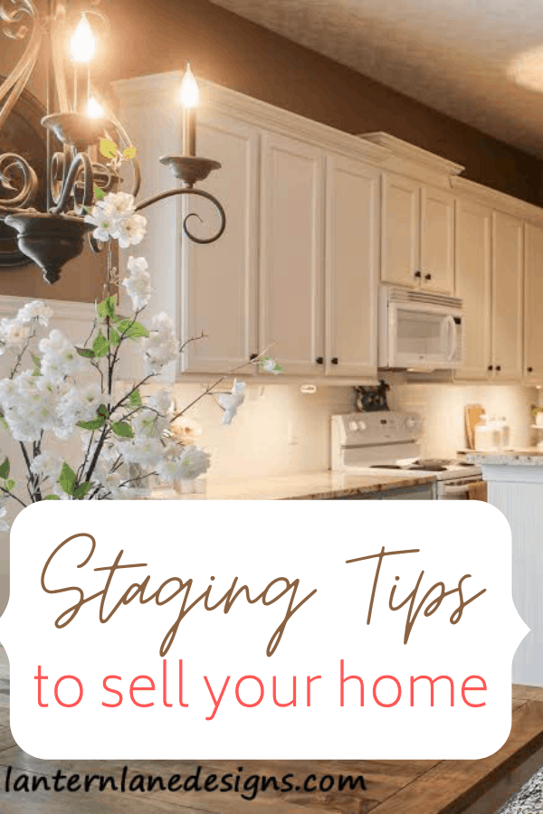 Staging Tips To Sell Your Home