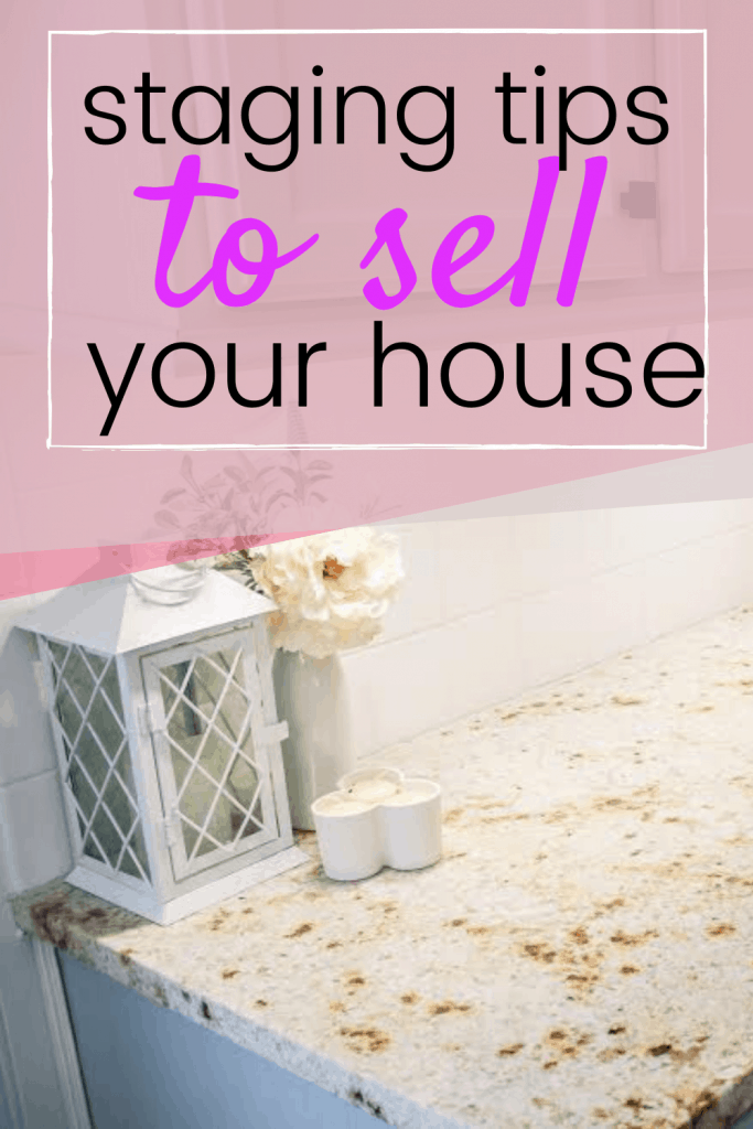 Staging Tips To Sell Your House