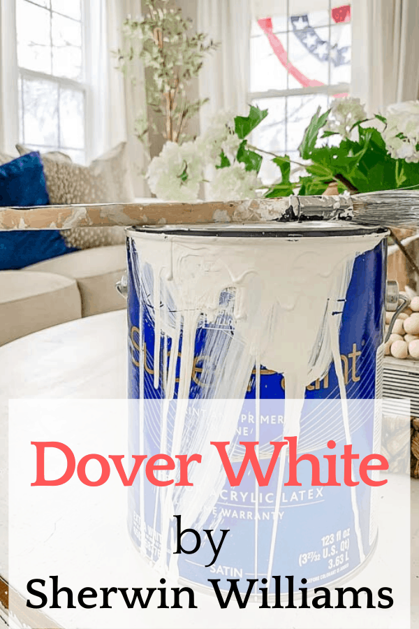 Dover White Sherwin Williams