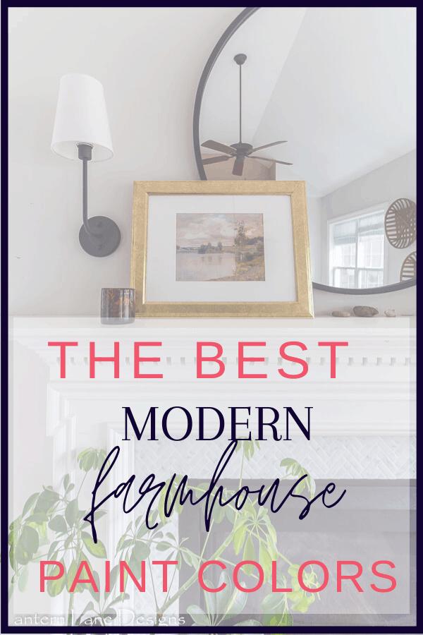 The best farmhouse paint colors