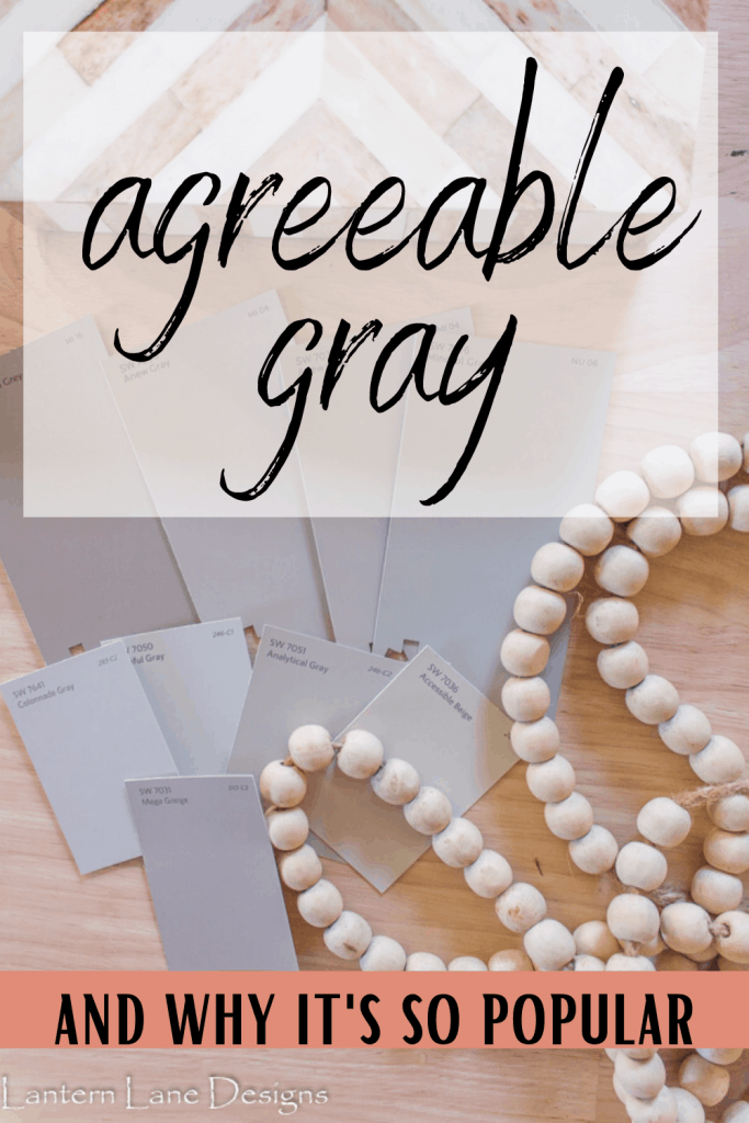 agreeable gray