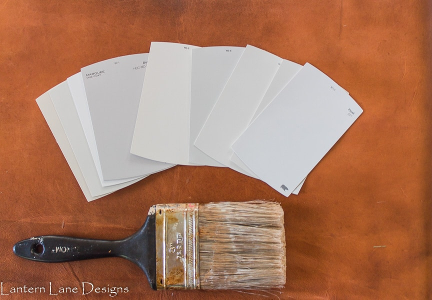Behr's best white paint colors