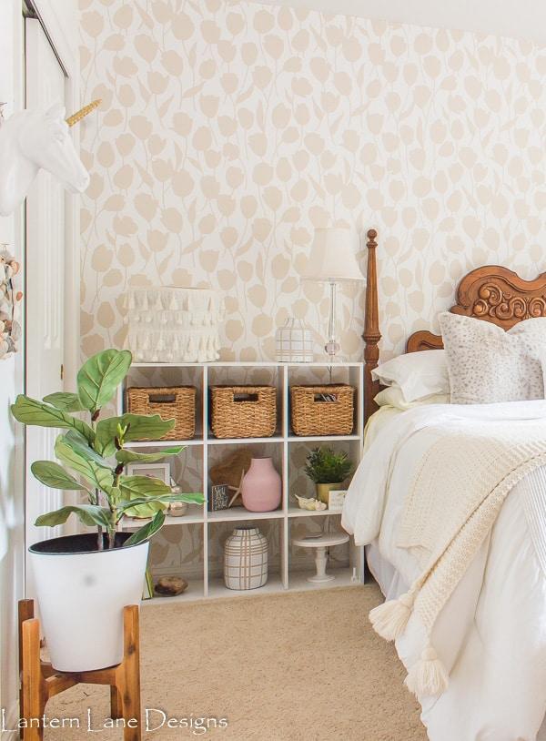 Storage for bedroom
