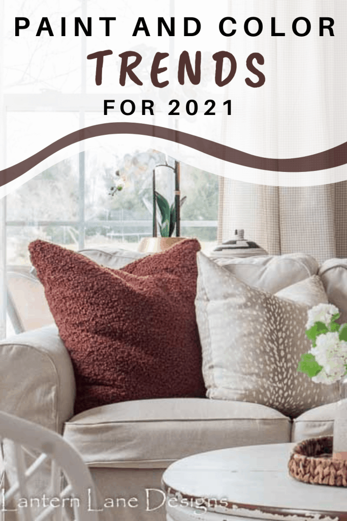 Paint and Color Trends for 2021