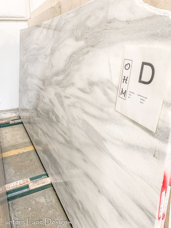 Marble vs Dolomite counters