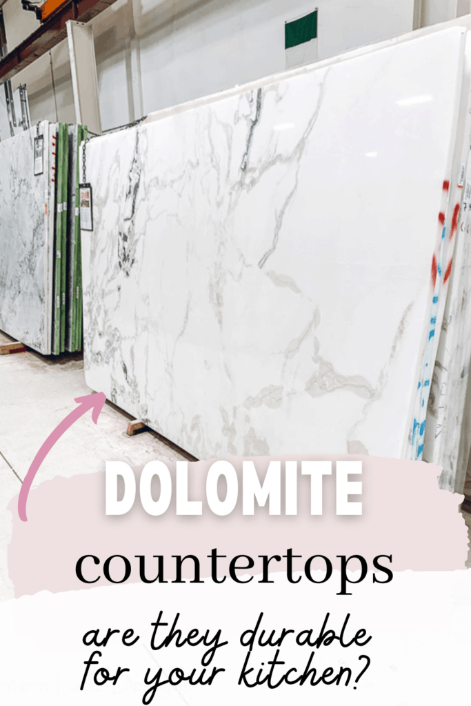 Dolomite countertops