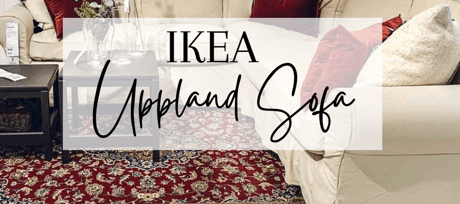 IKEA Uppland Sofa vs IKEA  Ektorp Sofa