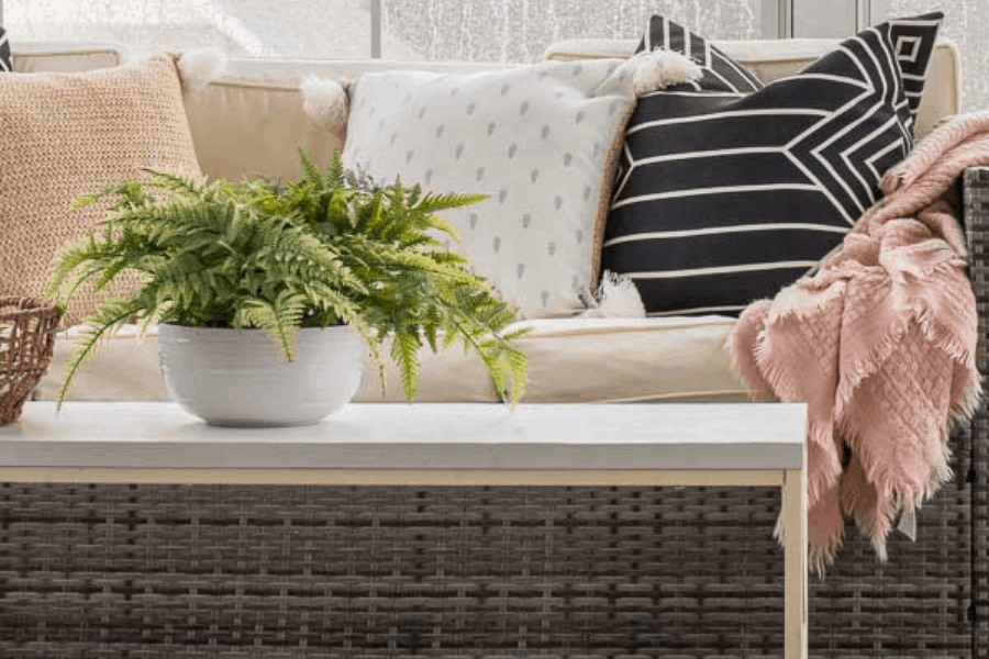 Budget Patio Decor Ideas