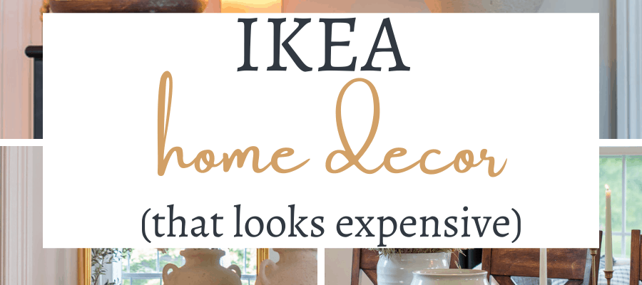 IKEA items that look expensive